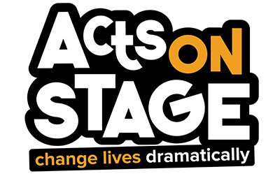 Acts on Stage Logo